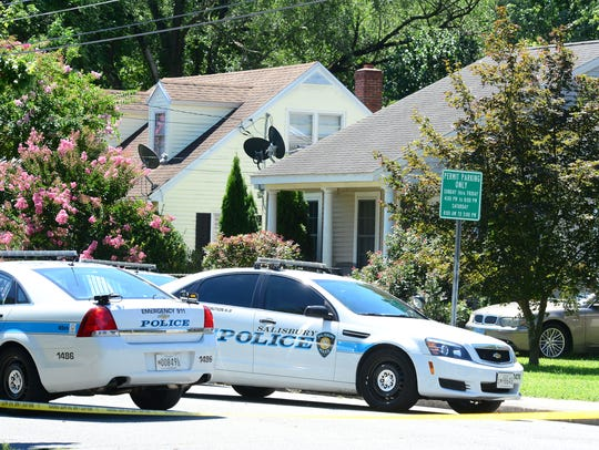 Police investigate a death ruled a homicide on Saturday,