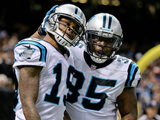 1. Panthers (previously: 1): As great as they've been,