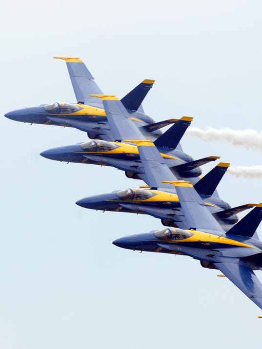Blue Angels Saturday 40