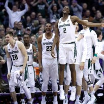 Couch: Epic comeback shows Michigan State is peaking again as March looms