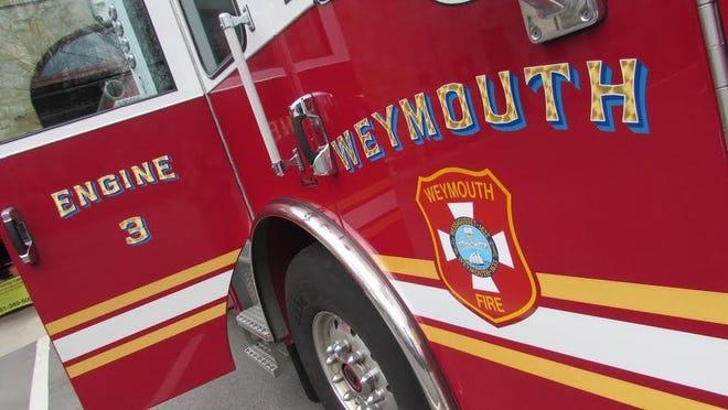 Weymouth fire engine