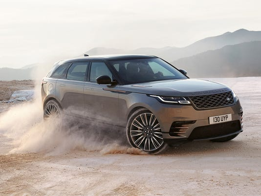 Range Rover Sport Interior >> Review: 2018 Land Rover Velar sets new standards for SUV interiors