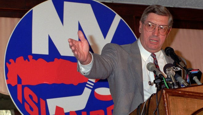 Al Arbour, a coach of 1,607 games across 23 seasons, died at 82.