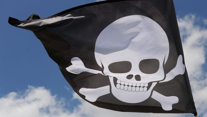 Avast ye matey! Friday is Talk Like a Pirate Day.