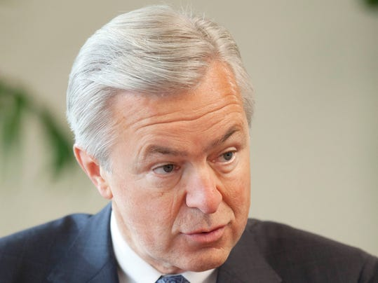 John Stumpf, chairman and CEO of Wells Fargo Bank