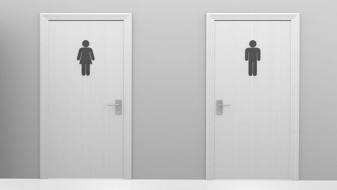 The federal government is advising public schools to allow students to use the bathroom that corresponds to their gender identity.