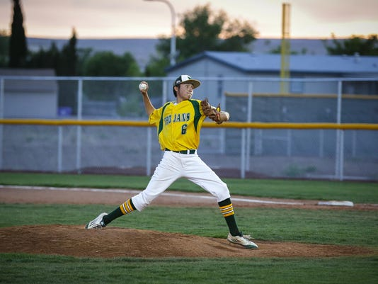 041916 Mayfield vs Onate Prep Baseball