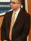 Franklin County Public Health Commissioner Joe Mazzola