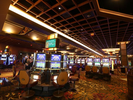 Belterra Park Gaming and Entertainment Center in Anderson Township.