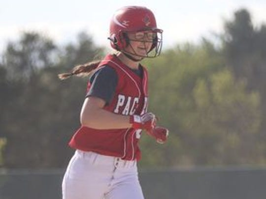 Christonna Shafranski and the Cardinals hope to cap their 2017 with a state title, but first will need to knock off CWC-8 opponent Shiocton in a state semifinal matchup.