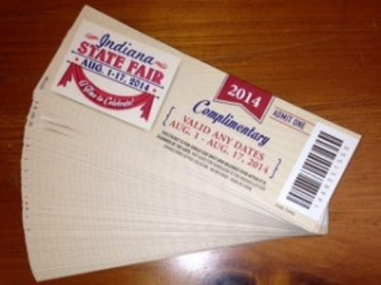 The first person to find State Fair's secret location each day of its scavenger hunt will win a prize pack of 4 fair tickets, 4 midway wristbands and a parking pass. All participants who find the location within an hour after the winner will receive a ticket to the fair and be entered into the grand prize drawing.