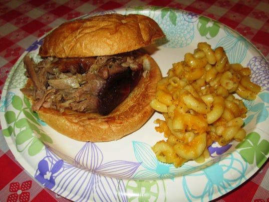Enjoy backyard barbecue at Yummy Bones BBQ