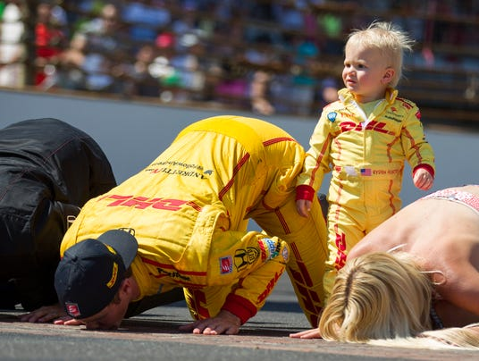 hunter-reay-kid