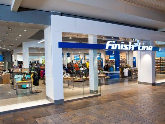 Finish line shop online
