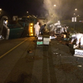 Semi truck carrying bees overturns on I-5