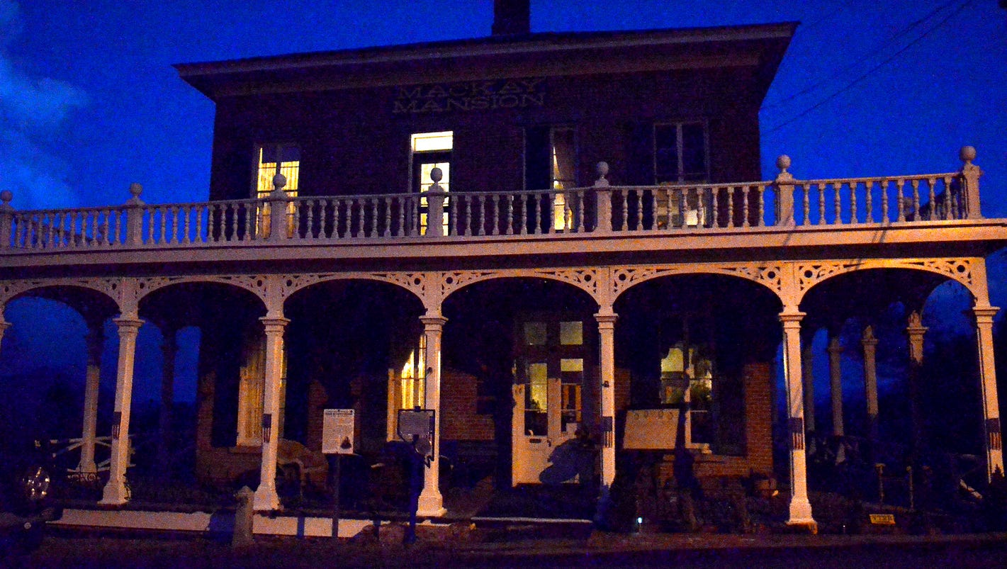 Haunted Virginia City 11 Eerie Places To See