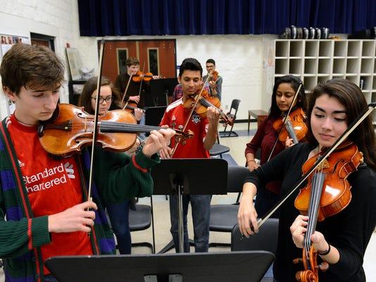 EL Orchestra Fox Theater