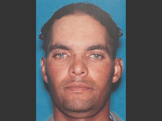 This undated photo provided by the Kern County Sheriff