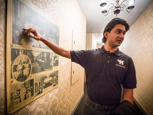 Hotel Fort Des Moines Renovation