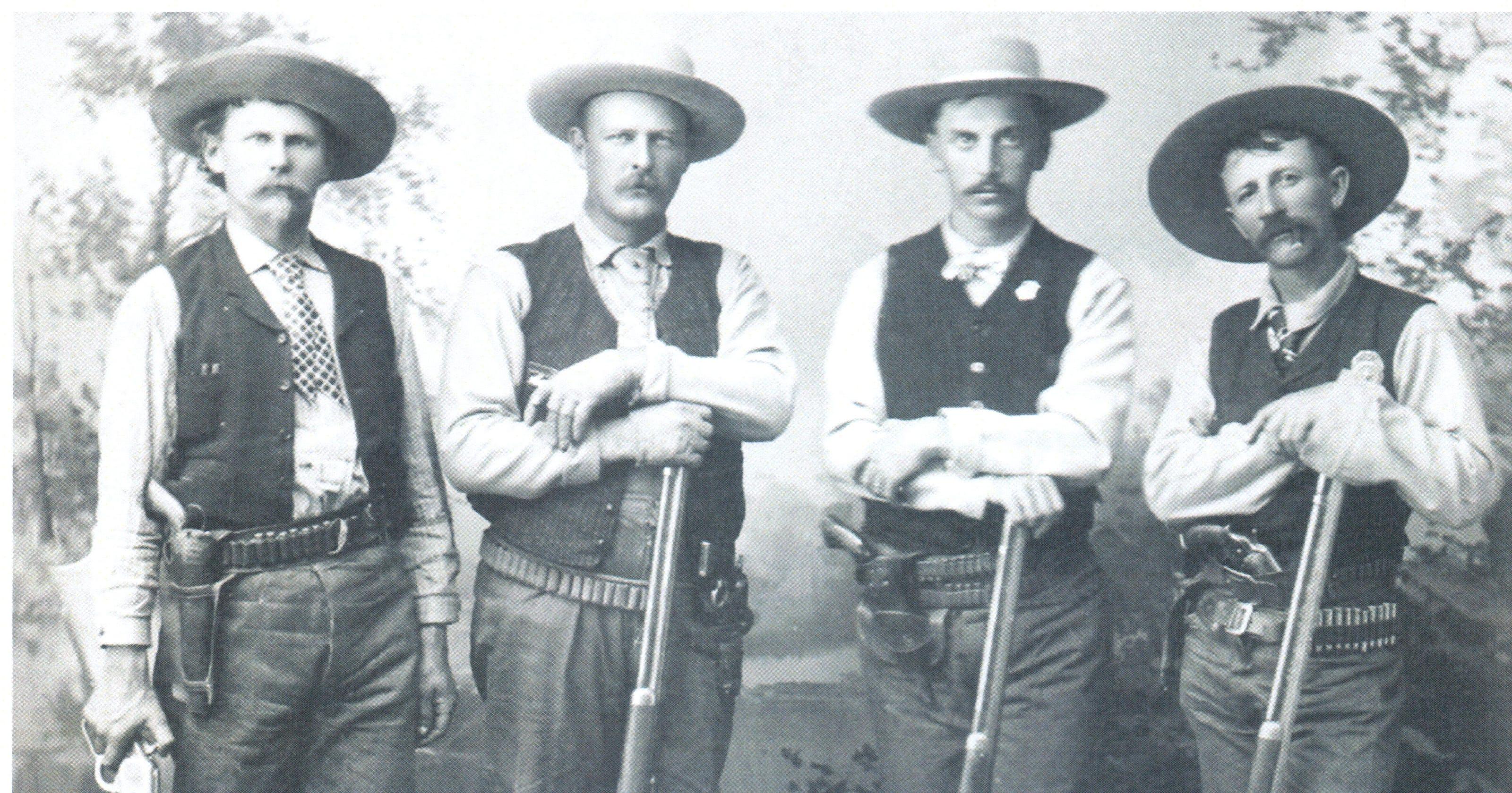 837db60a0d4 Arizona s Outlaws and Lawmen