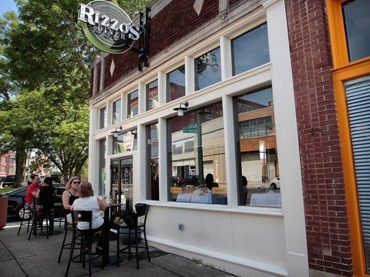 Rizzo's by Michael Patrick.
