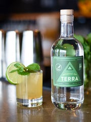 Cardinal Spirits craft distillery in Bloomington, Ind., tapped nationally known spice master Lior Lev Sercarz to create the botanical blend for its Terra Gin. The gin contains Zuta, an unusual mint with a piney aroma from Lev Sercarz's native Israel.