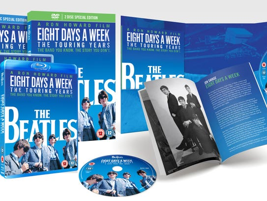 """The Beatles, """"Eight Days a Week: The Touring Years"""""""