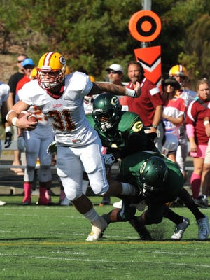 Drake Martinez is a junior college transfer to Michigan State from Saddleback College.