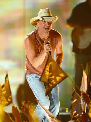 Kenny Chesney's only concert of 2014 is Saturday on the beach behind the Flora-Bama Lounge and Package Store.