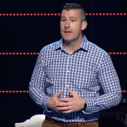 Megachurch pastor accused of sexual assault resigns