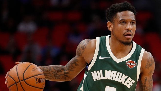 Now that the G League season is over, Xavier Munford will spend the rest of the season with the Bucks.