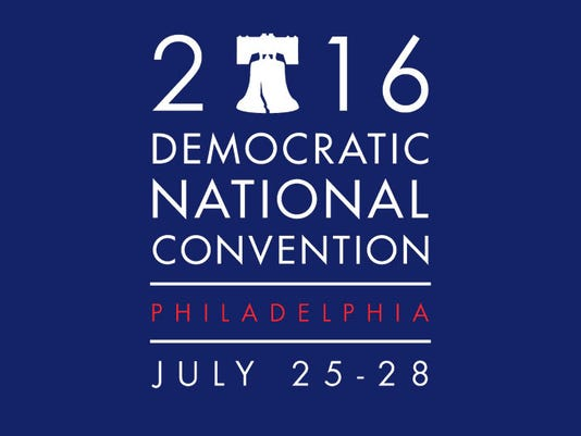 Democratic National Convention logo