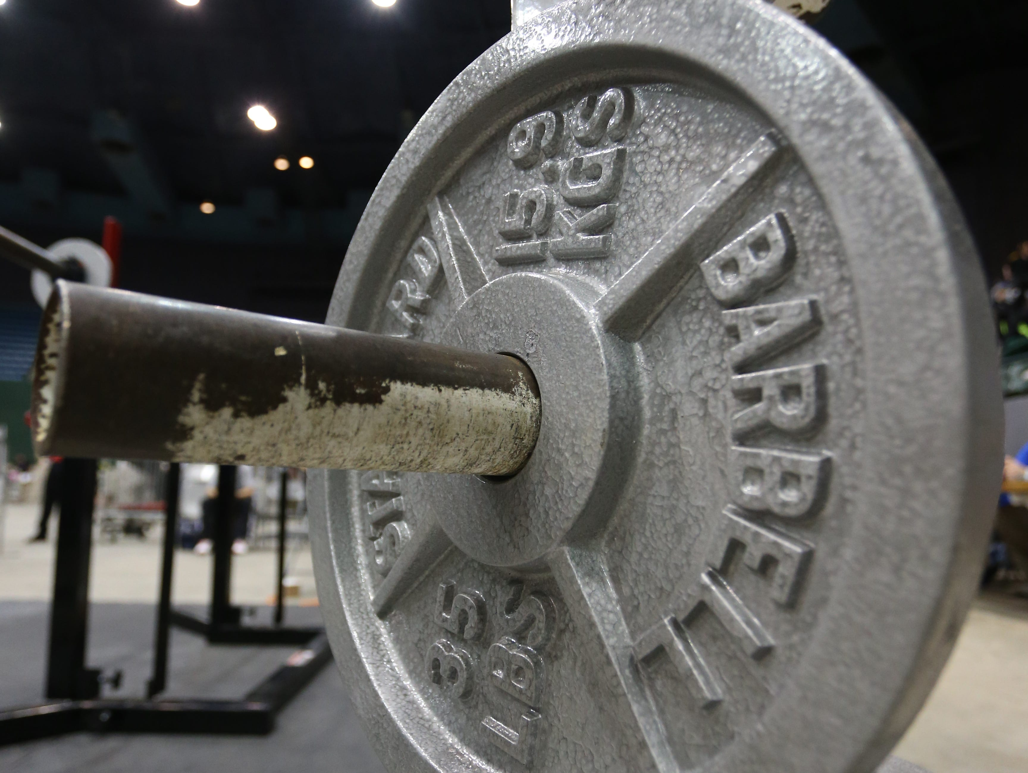 State powerlifting meet set for Saturday at the Mississippi Coliseum