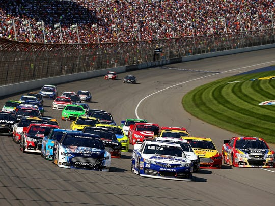 The FireKeepers Casino comes to the Michigan International Speedway June 10-12.