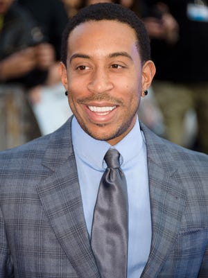 """Chris """"Ludacris"""" Bridges arrives at the world premiere of 'Fast and Furious 6' at the Empire cinema in Leicester Square in central London on May 7."""