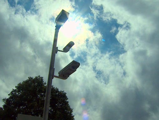 how to know if red light camera caught you