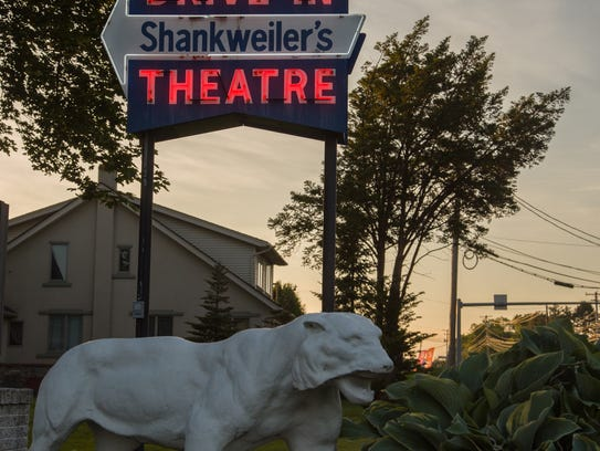 Shankweiler's Drive-In Theatre is the oldest drive-in
