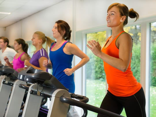 Treadmills are a great tool for staying in shape during