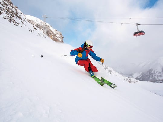 Jackson Hole Mountain Resort offers guided backcountry