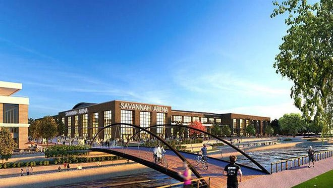 The success of the city's ambitious Canal District project, which includes the  new arena, hinges on good connectivity both within and between neighborhoods, writes City Talk columnist Bill Dawers.