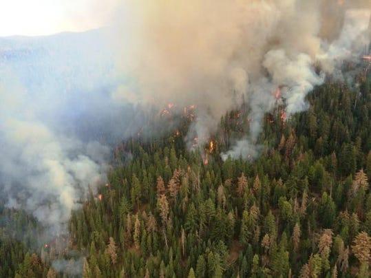 cabin fire 2
