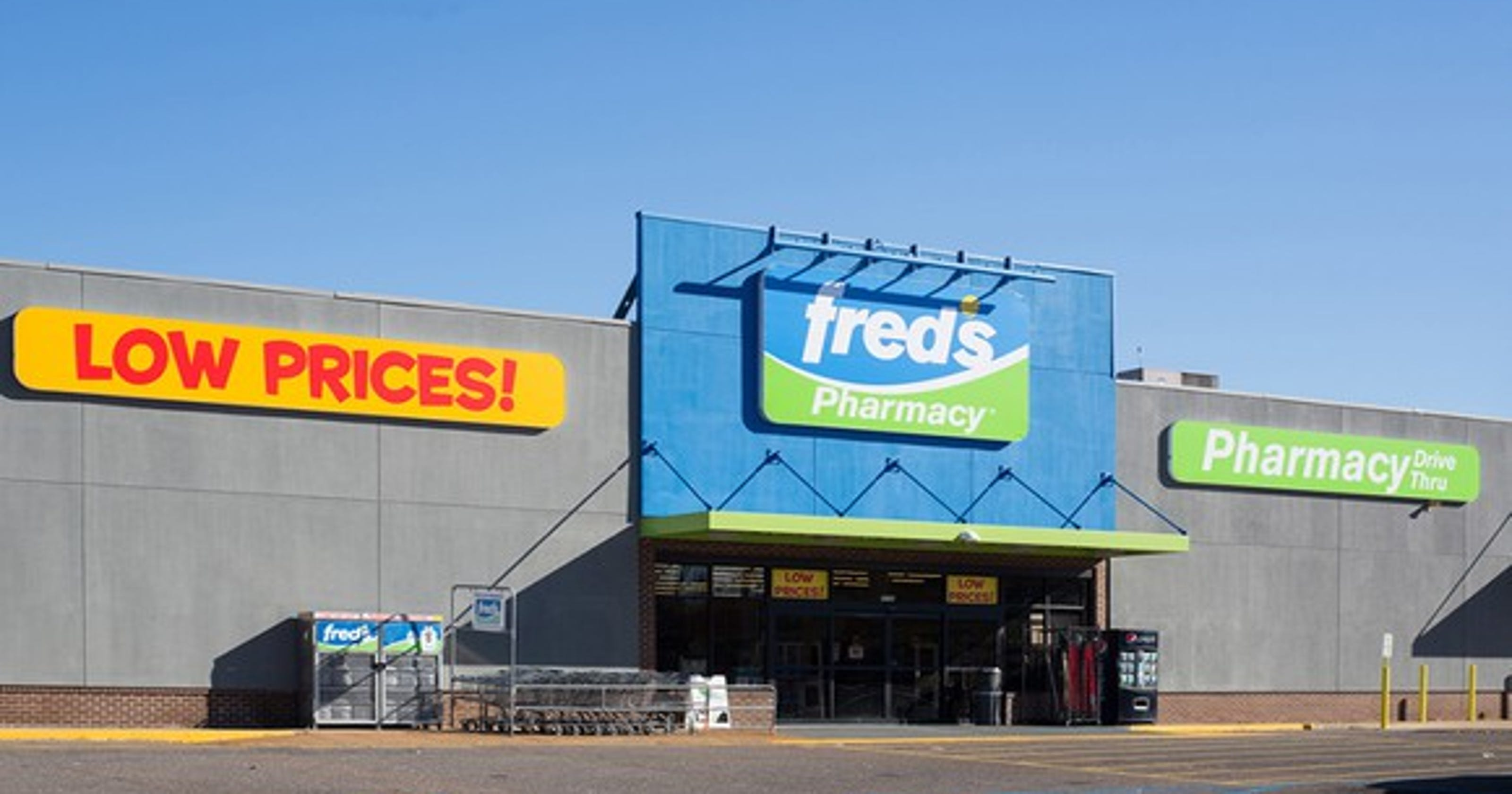 Freds Store Closings 2019 Discount Chain Shuttering 159 Stores