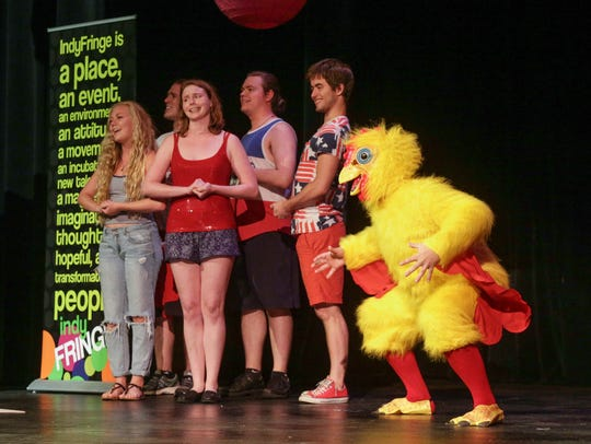 The Nomads Collective preview their Indy Fringe Festival