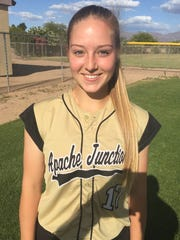 Kayla Pettis-Miller, from Apache Junction, is azcentral