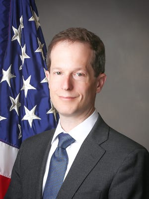 Ben Glassman, the U.S. Attorney for the Southern District of Ohio