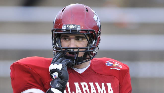 Prattville's Austin Golson has enrolled at Auburn.