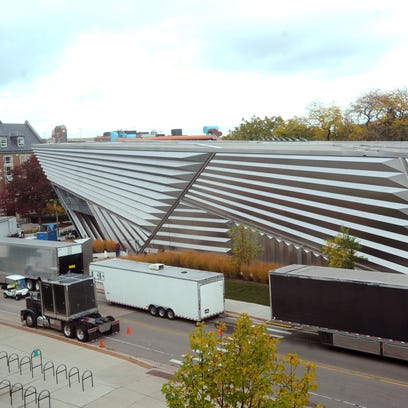 Michigan State University's Eli and Edythe Broad Art