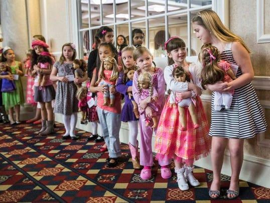 Ronald Mcdonald House American Girl Fashion Show Delaware