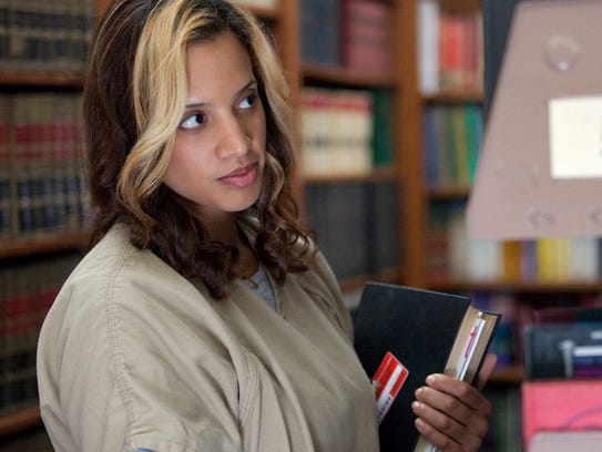 "Dascha Polanco as Dayanara Diaz on ""Orange Is the New"