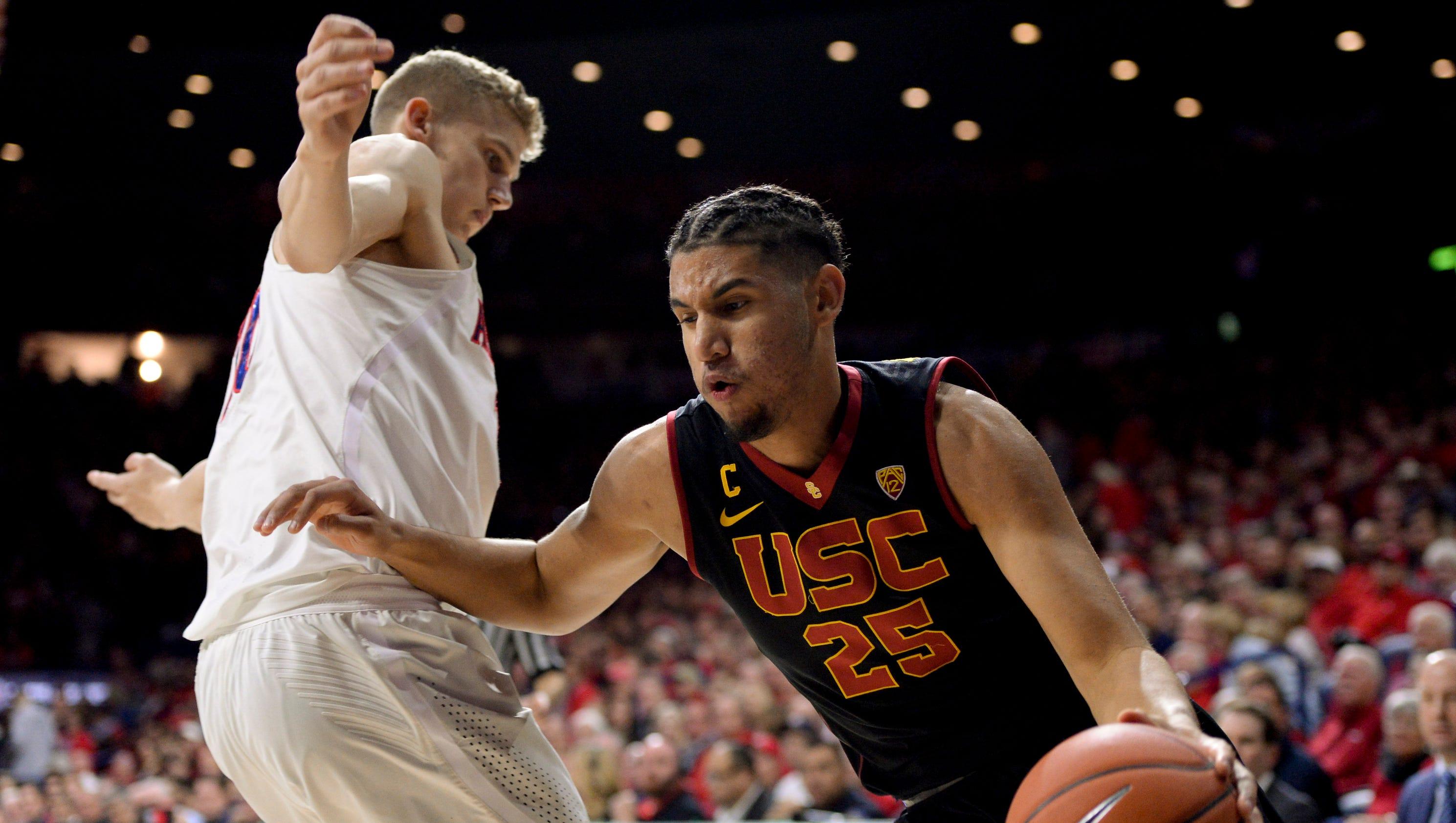 Arizona Wildcats men's basketball vs. USC
